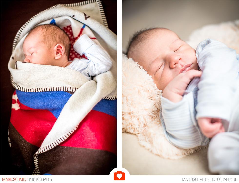 Babyfotos von Luca (2)