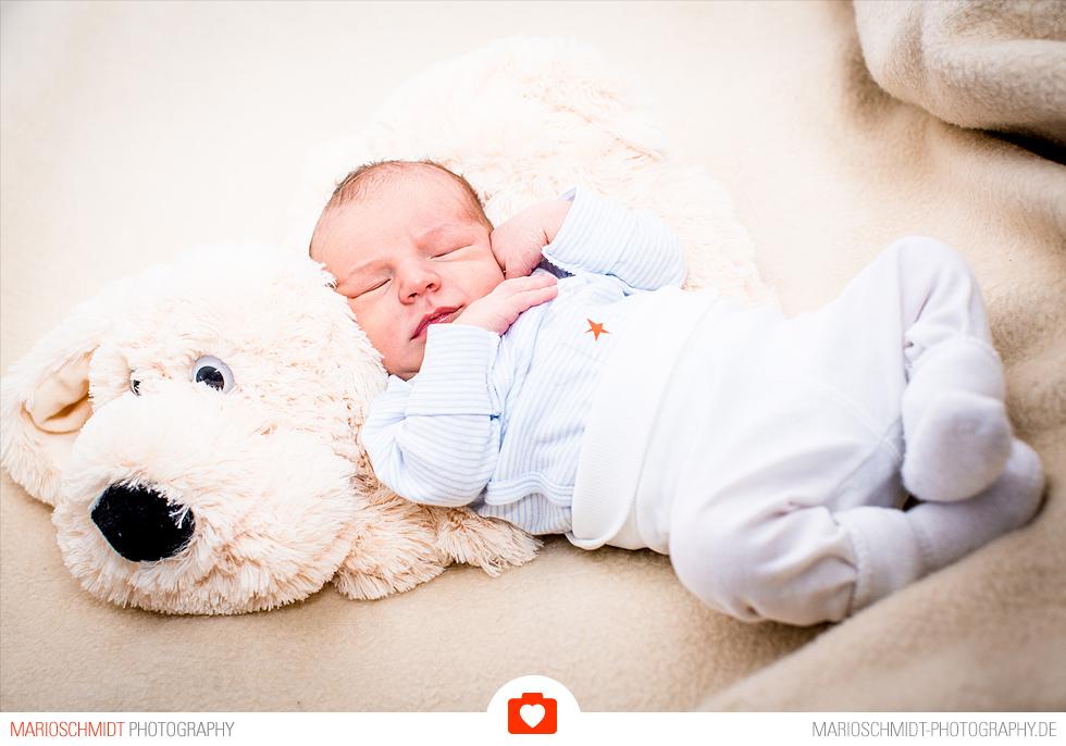 Babyfotos von Luca (3)