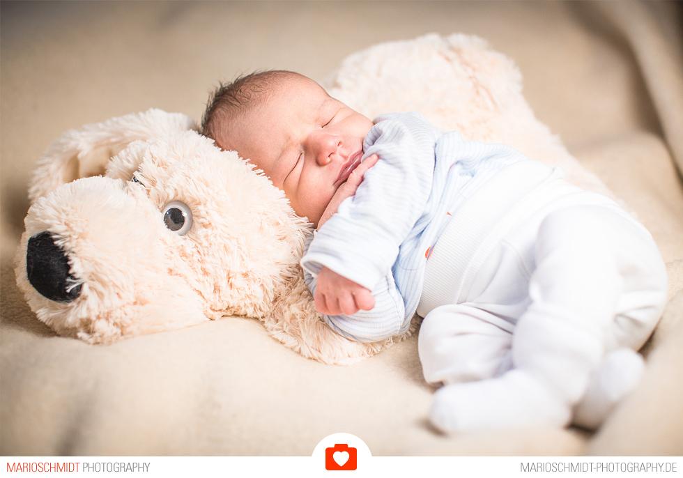 Babyfotos von Luca (4)
