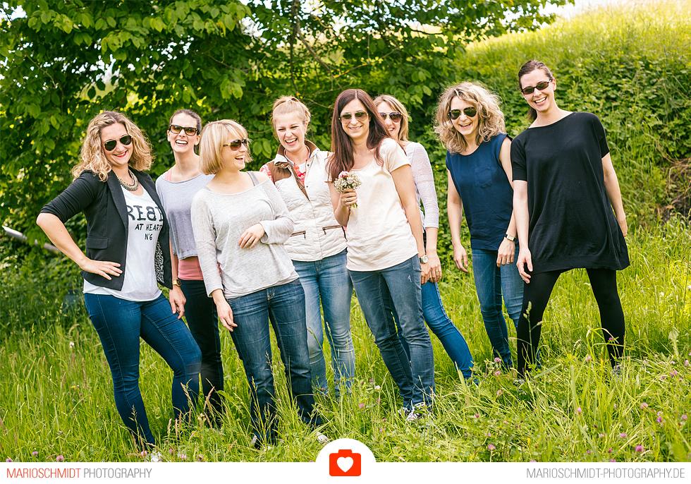 Jungesellenabschied in Lahr mit Janka und ihren Freundinnen (1)