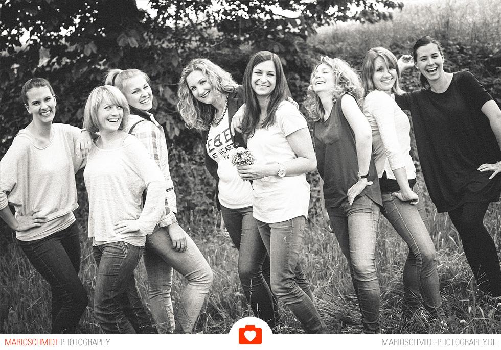 Jungesellenabschied in Lahr mit Janka und ihren Freundinnen (2)
