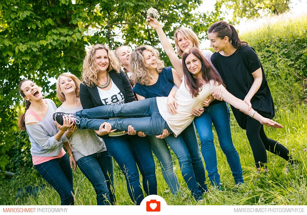 Jungesellenabschied in Lahr mit Janka und ihren Freundinnen (3)