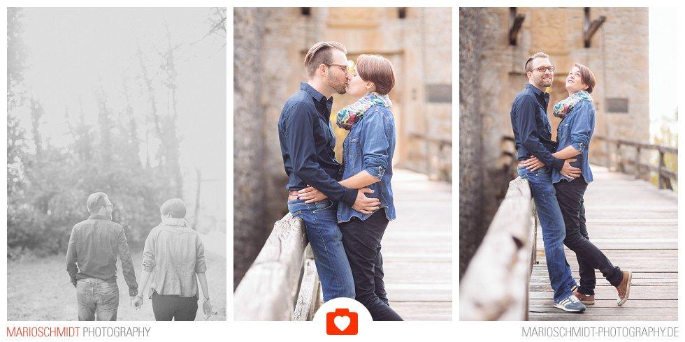 Echtes Verlobungs-Shooting auf der Küssaburg - Isabell und Daniel (3)