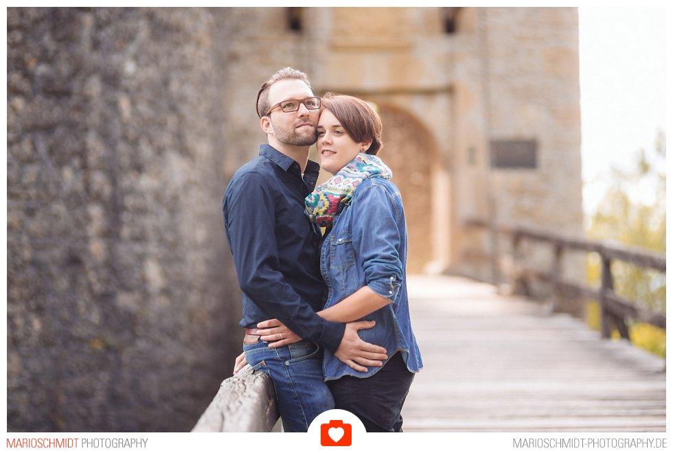 Echtes Verlobungs-Shooting auf der Küssaburg - Isabell und Daniel (4)