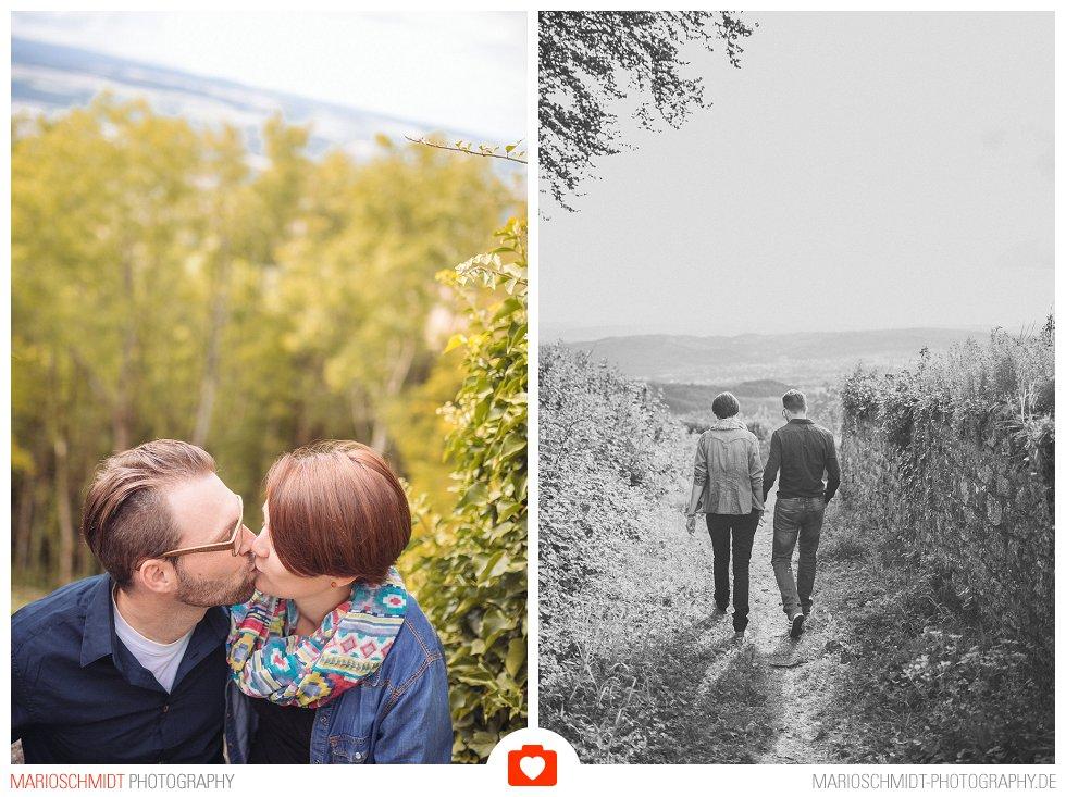 Echtes Verlobungs-Shooting auf der Küssaburg - Isabell und Daniel (6)