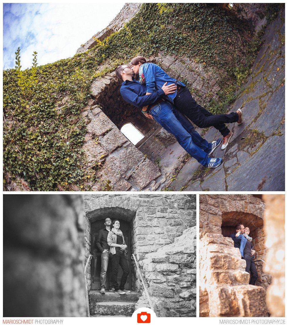 Echtes Verlobungs-Shooting auf der Küssaburg - Isabell und Daniel (13)