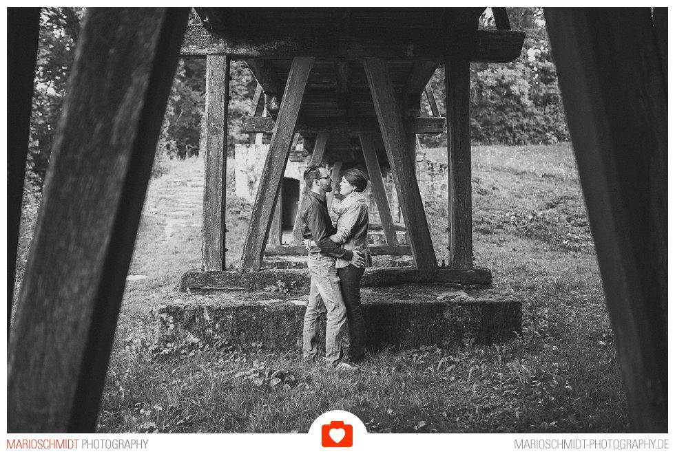 Echtes Verlobungs-Shooting auf der Küssaburg - Isabell und Daniel (15)