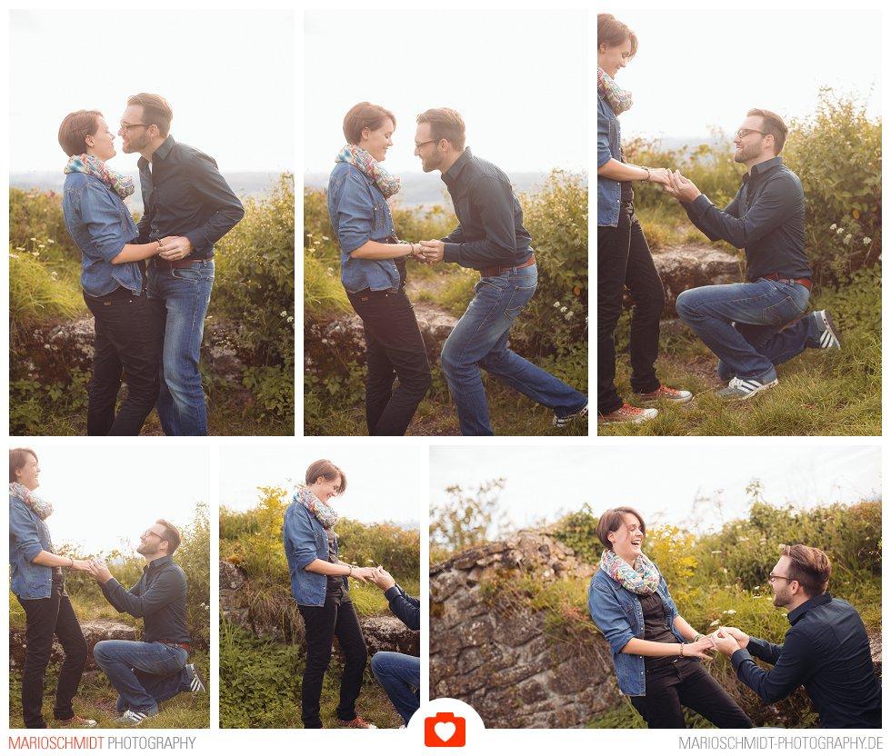 Echtes Verlobungs-Shooting auf der Küssaburg - Isabell und Daniel (21)