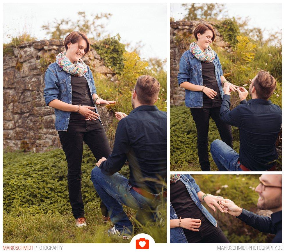 Echtes Verlobungs-Shooting auf der Küssaburg - Isabell und Daniel (22)