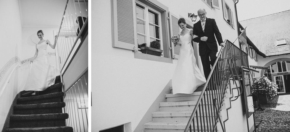 Hochzeit auf Schloss Reinach bei Freiburg - Sandra und Stephan (27)