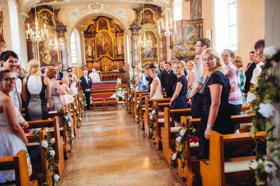 Hochzeit auf Schloss Reinach bei Freiburg - Sandra und Stephan (31)