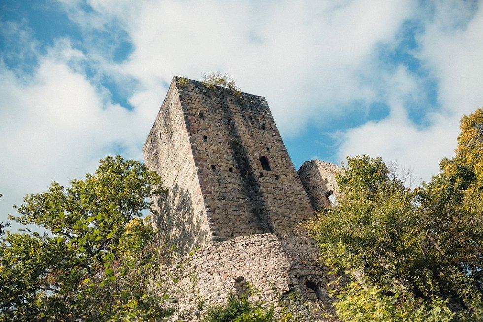 Hochzeit auf Burg Windeck in Bühl - Sandra und Sascha (26)