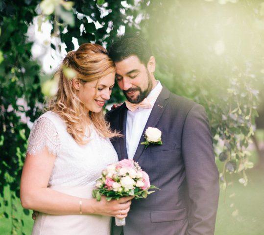 Standesamtliche Hochzeit in Offenburg – Carina und Simon