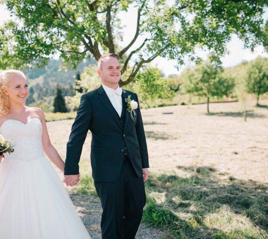 Hochzeit in Offenburg und Baden-Baden – Christiane und Paul