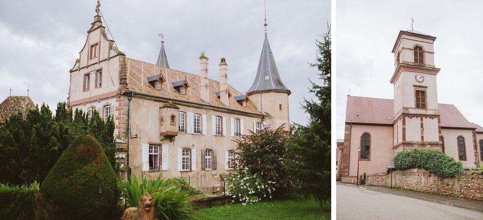 Hochzeit auf einem Schloß in Frankreich - Sarah und Philipp (6)