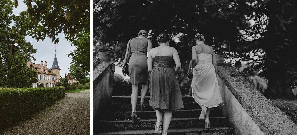 Hochzeit auf einem Schloß in Frankreich - Sarah und Philipp (9)