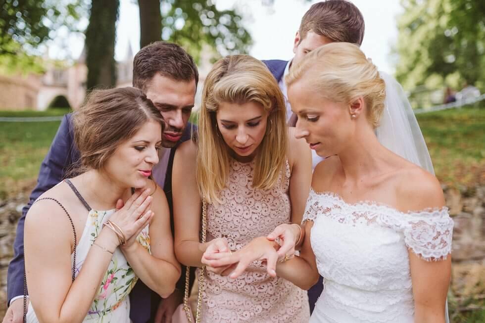 Hochzeit auf einem Schloß in Frankreich - Sarah und Philipp (46)