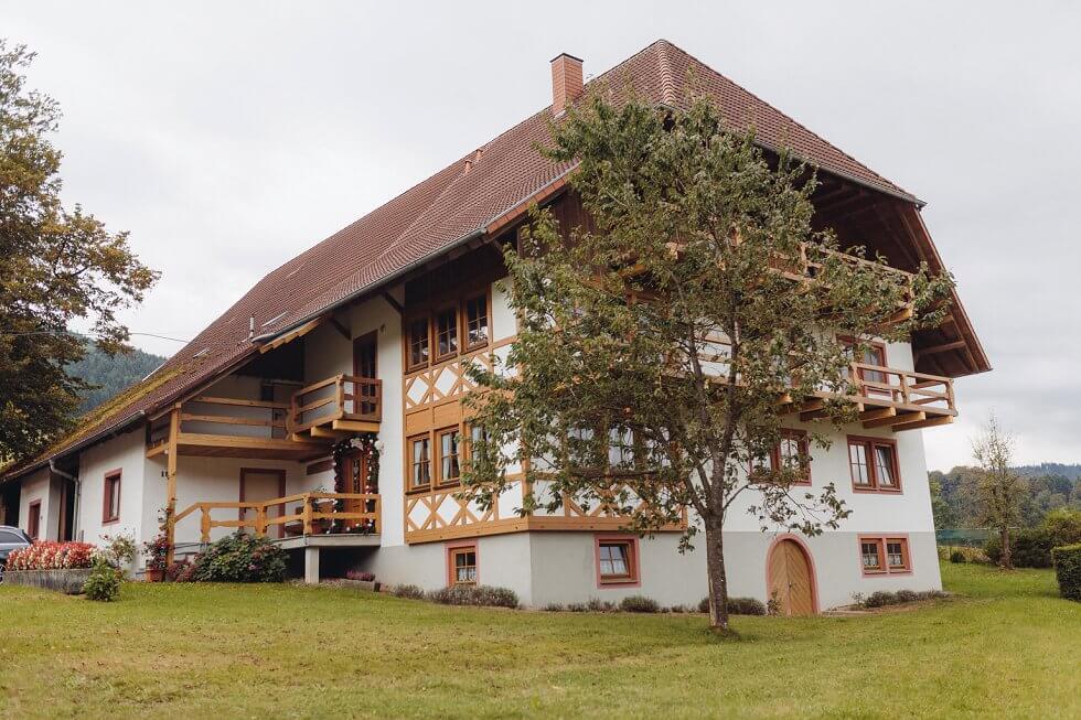 Hochzeit in Elzach im Schwarzwald - Andrea und Daniel (1)