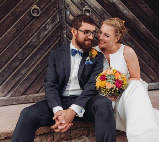 Hochzeit in Lahr und Durbach – Anna und Hendrik