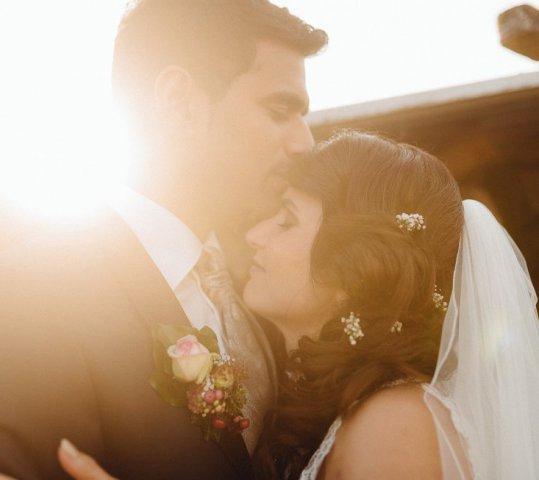 Deutsch-Indische Hochzeit in Offenburg – Marion und Bens