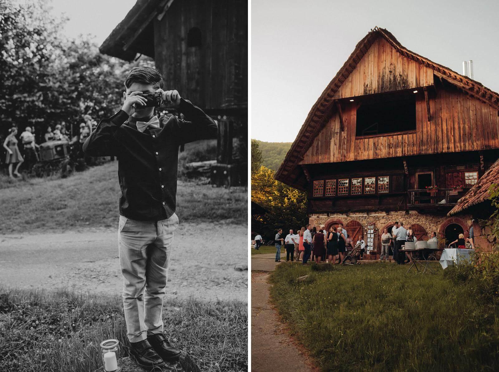 Hochzeitsfotograf auf dem Klausenbauernhof in Wolfach (40)