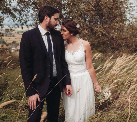 Hochzeit in Offenburg und Zell am Harmersbach – Ann-Katrin und Fabian