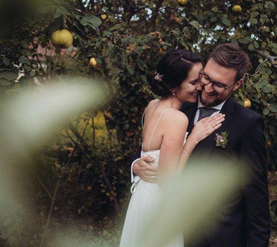 Hochzeit im Kloster Heilsbruck in der Pfalz – Lisa und Julian