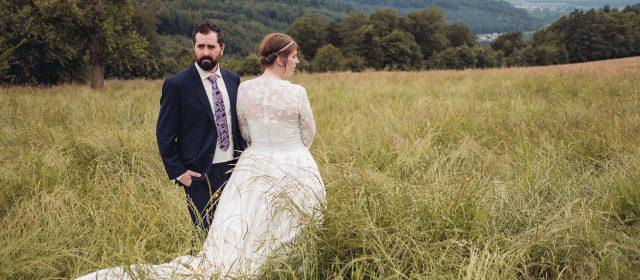 Deutsch-Kanadische Hochzeit auf dem Langenhard in Lahr