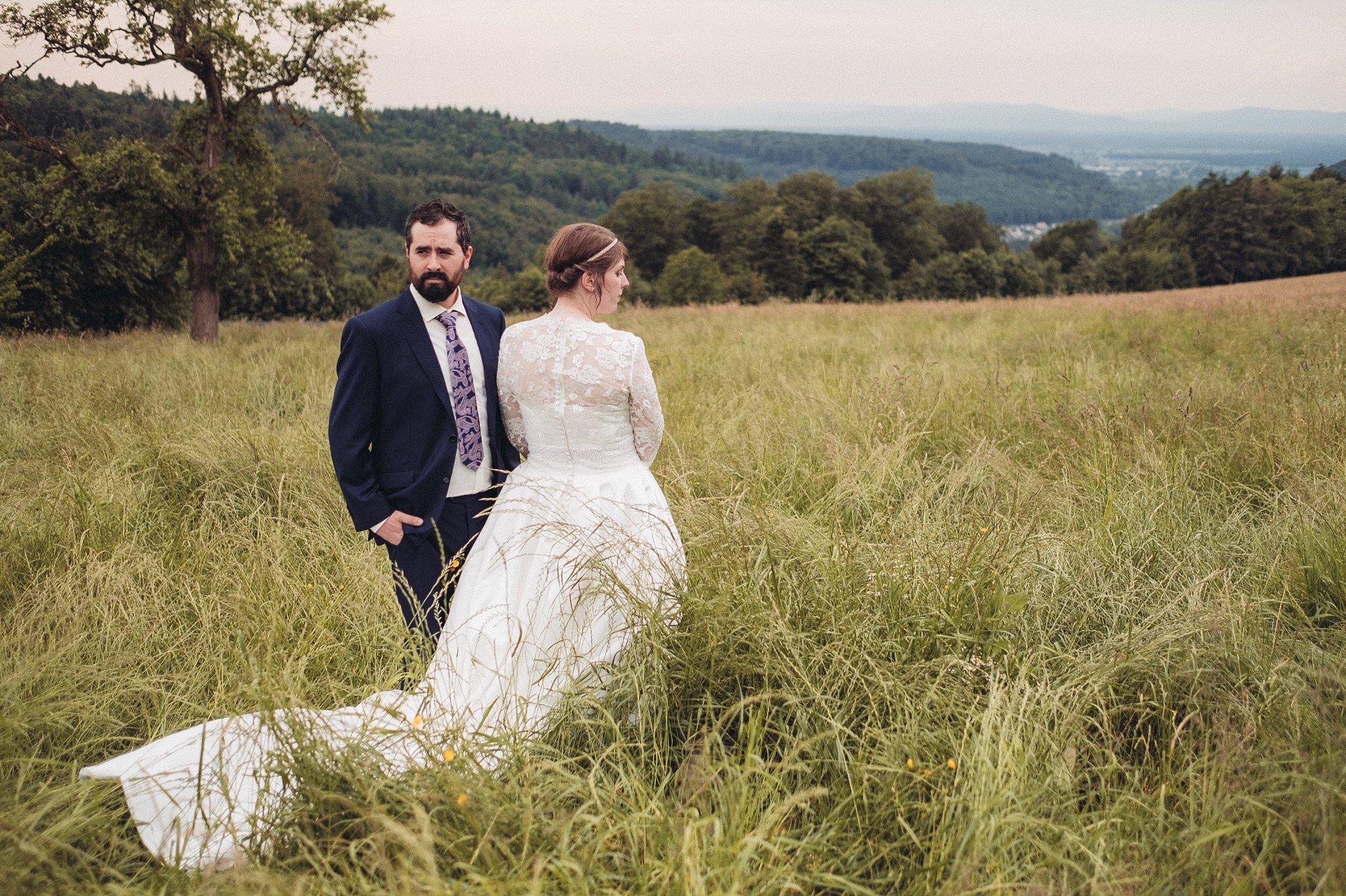 Deutsch-Kanadische Hochzeit auf dem Langenhard in Lahr (26)