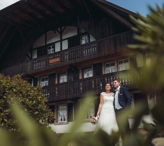 Schwarzwaldhochzeit in Elzach – Julia und Ignatius