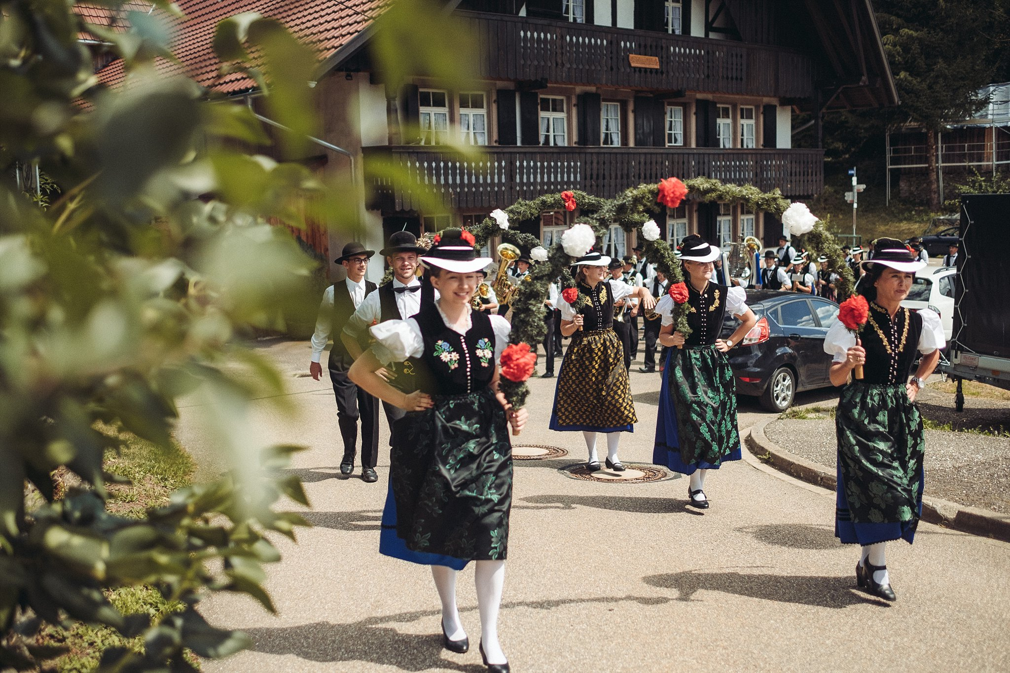 Schwarzwaldhochzeit in Elzach Hochzeitsfotograf Elztal (17)
