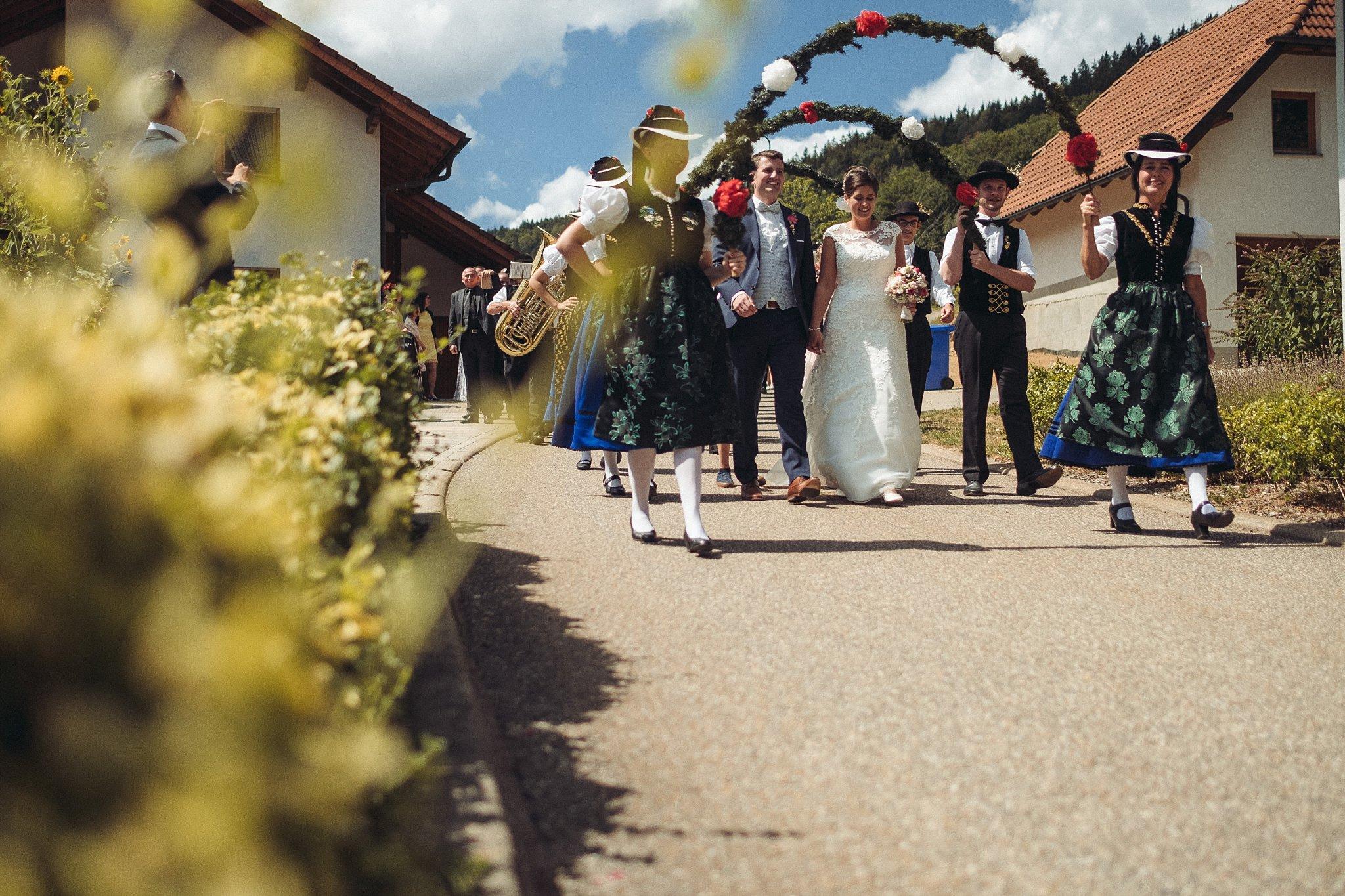 Schwarzwaldhochzeit in Elzach Hochzeitsfotograf Elztal (19)