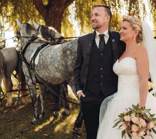 Hochzeit in Neuried und Ettenheim – Sarah und Thorsten
